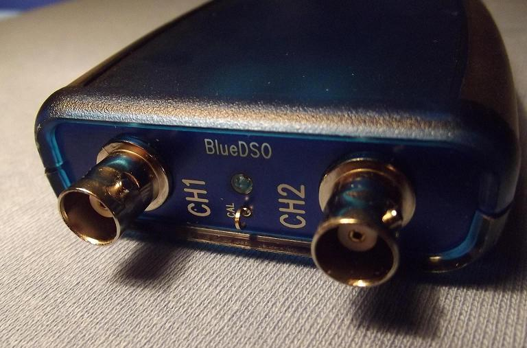 BlueDSO | Digitális Oszcilloszkóp Windows és Android